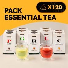 PACK ESSENTIAL TEA