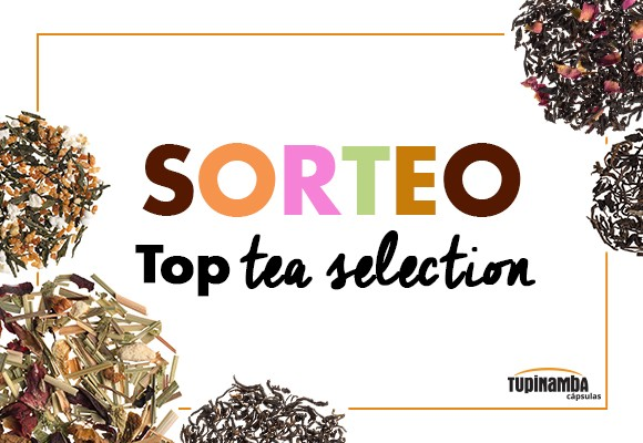 "Sorteo ""Top tea selection"""