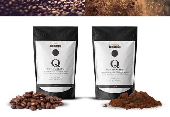 Top Quality: grano y molido