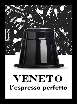 Coquetes- Veneto: cápsulas de café espressp